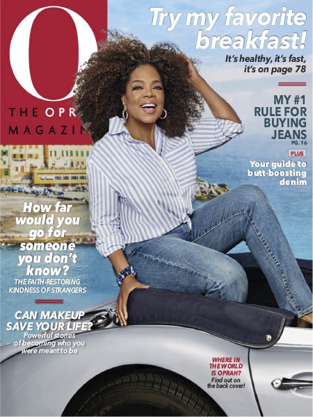 O, The Oprah 08.2019