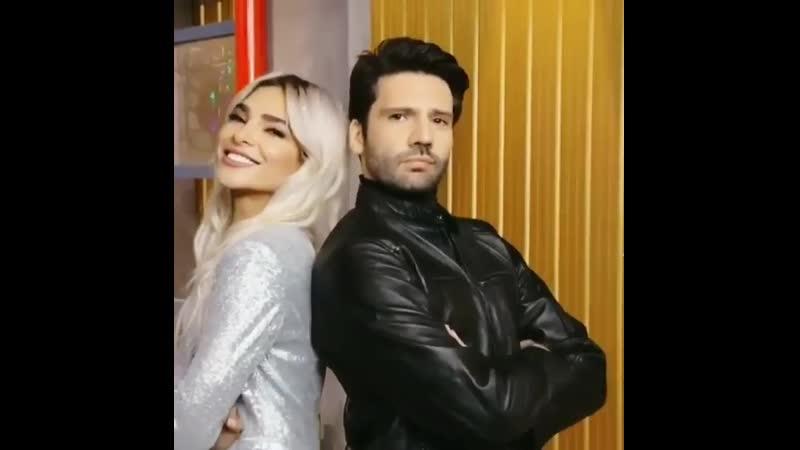 Каан на телешоу Mira Quien Baila на испаноязычном телеканале Univision (США)_16