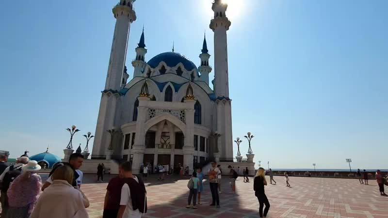 Казань город продолжение 6 Мечеть Куль Шариф