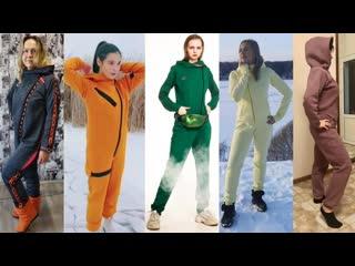 Сшитые комбинезоны женские с косой застежкой, мастер класс и онлайн пошив