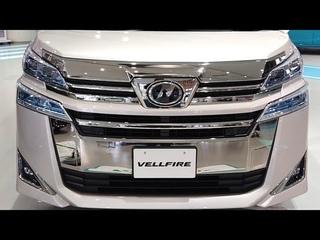 新型2020 トヨタ ヴェルファイア 【NEW TOYOTA VELLFIRE 】スチールブロンドメタリック