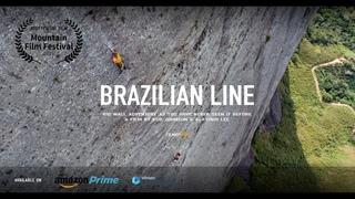 Brazilian Line  - A new route big wall rock climbing adventure in Brazil