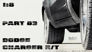 Сборка Dodge Charger R/T Fast&Furious 1:8 от Deagostini - Part83.
