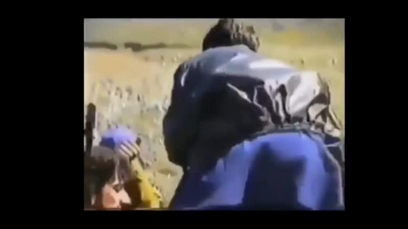Реза Дегати показал как армяне брали в плен мальчика на глазах у бабушки во время оккупации Кяльбаджара Всемирно известный фот