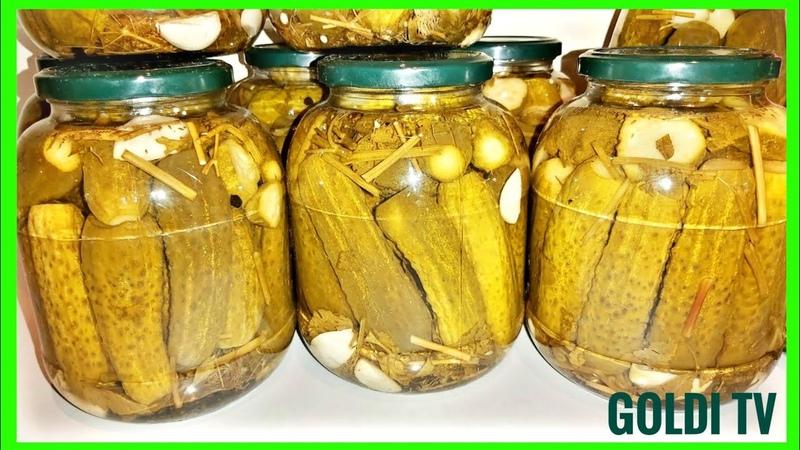 ԽՐԹԽՐԹԱՆ ՎԱՐՈՒՆԳԻ ՄԱՐԻՆԱԴ։Маринованные огурцы на зиму Marinade cucumbers