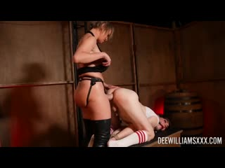 (shemale) Kink - Dee Williams in Bound Up Natalie Part 3 of 3 (femdom, hard, domination)