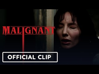 Malignant - There's Nobody There: Official Clip