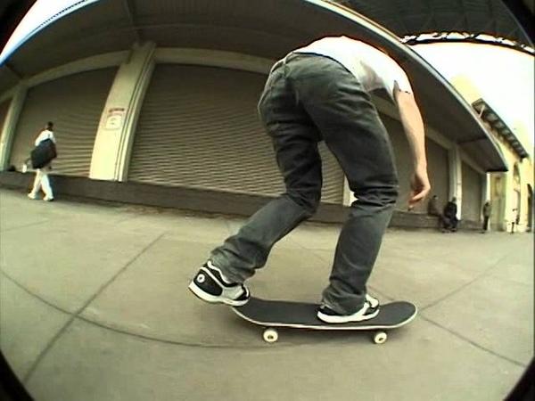 Keith Hufnagel - DVS Skate More