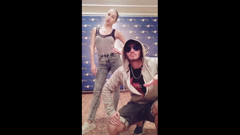 DANCE and LIVE   Сальса в Самаре   Денис Новиков и Анастасия Павленко   Оставайся дома   Самара   2020