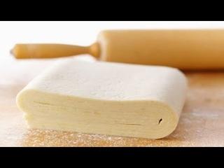 Слоеное тесто! Очень удачное! Puff pastry