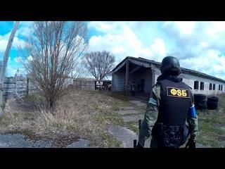 Страйкбол Калининград, Полигон Ферма