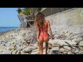 Sativa Booty - Sexy Teen With Tight Booty Gets Fucked Outdoors - Porno, Big Tits, Blowjob, Public, POV, Hardcore, Porn, Порно