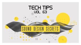 Tech Tips - Sound Design Secrets - Filter Characteristics
