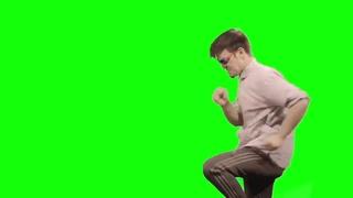 Filthy Frank - Running - Fuck You - Green Screen - Chromakey - Mask - Meme Source