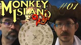 Monkey Island 2 #01: LeChuck's Revenge (RetroPlay/Amiga)