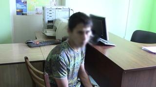 В Оренбурге полицейские задержали молодого грабителя