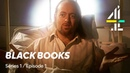 Black Books FULL EPISODE With Bill Bailey Dylan Moran Tamsin Greig Series 1 Episode 1