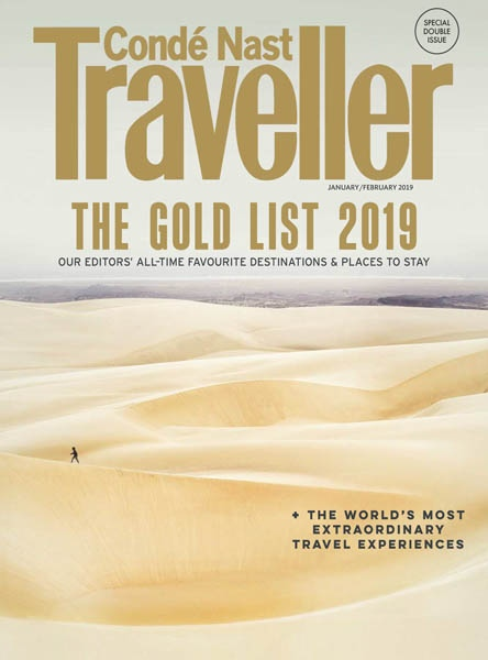 Conde Nast Traveller UK 01.02 2019