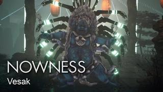 Vesak   a 3D animation of a Buddhist festival
