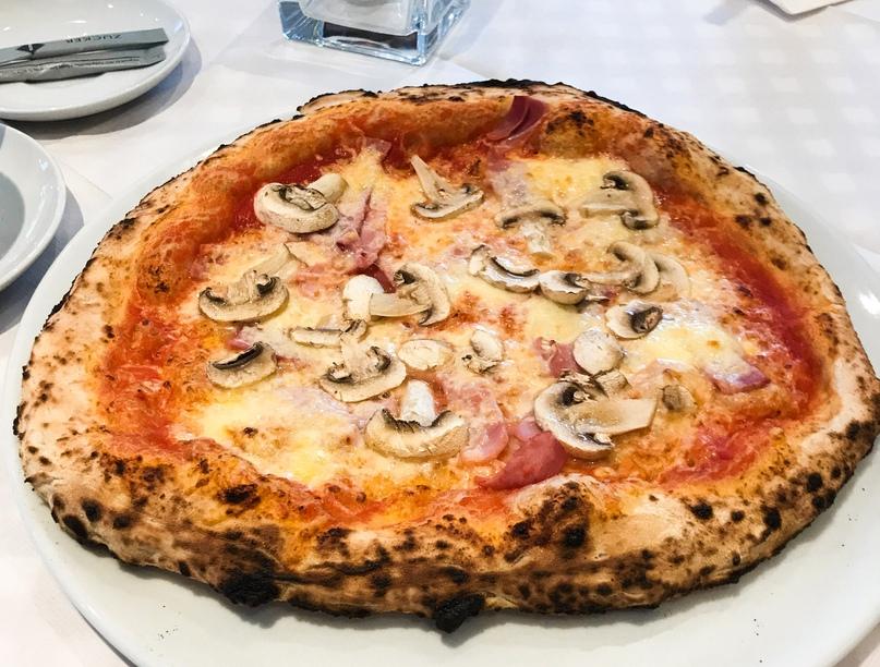 Пицца, которая согревает душу