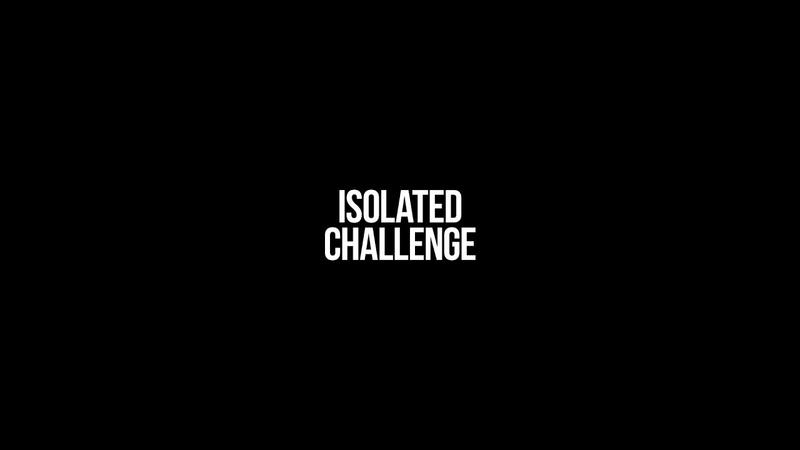 Telehope ISOLATED CHALLENGE FULL