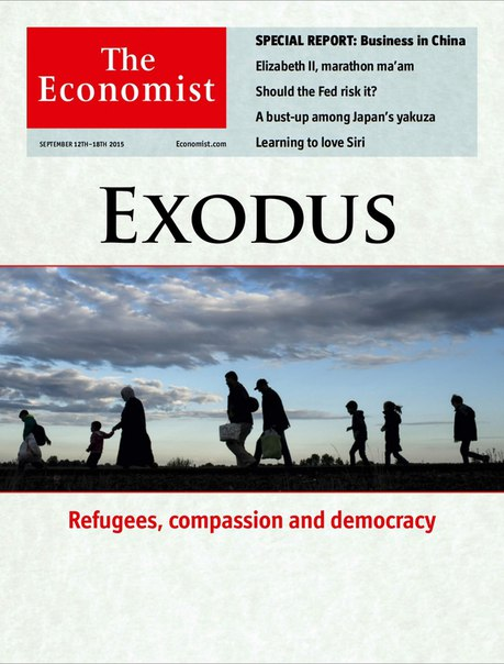 The Economist - Audio Edition - September 12, 2015