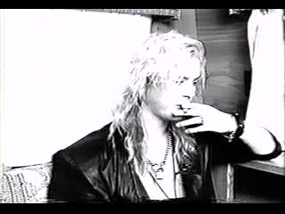 Guns N' Roses - Get In The Ring Documentary/Red DVD/Part 1