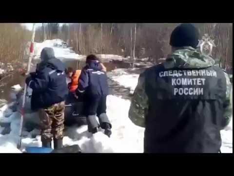 В Республике Коми в ручье затонул вездеход ГАЗ-71, погибли 7 человек