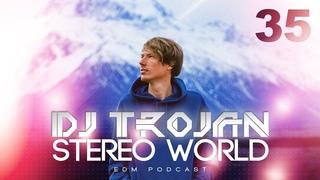 DJ Trojan - Stereo World 35