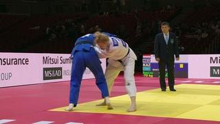 70 келі: Hilde Jager (NED) vs. Зере Бектасқызы (KAZ)