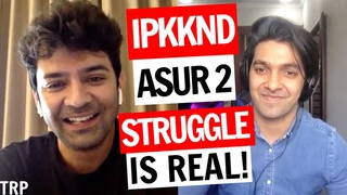 Barun Sobti Honest & Candid Interview With Anmol Jamwal | 'People in the industry tell me my worth'