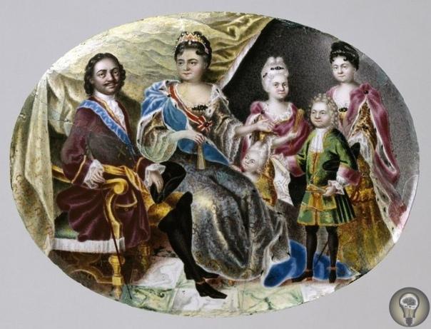 Екатерина I первая императрица Пётр I не оставил распоряжений о своём преемнике во власти. В итоге случилось невероятное: впервые в российской истории на троне официально оказалась супруга