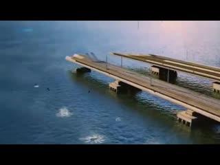 Таманские музыканты презентовали премьеру клипа на песню «Крымский мост»
