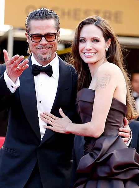 Анджелина Джоли потерпела поражение в процессе развода с Брэдом Питтом