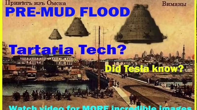 PRE-Mud Flood Tartaria Tech Uncovered. Did Tesla know