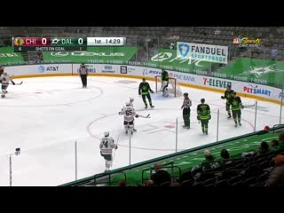 NHL Regular Season 2020-21 Chicago Blackhawks-Dallas Stars
