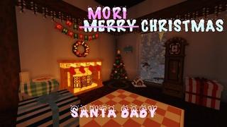 MoriBlur - Santa Baby (Eartha Kitt cover)