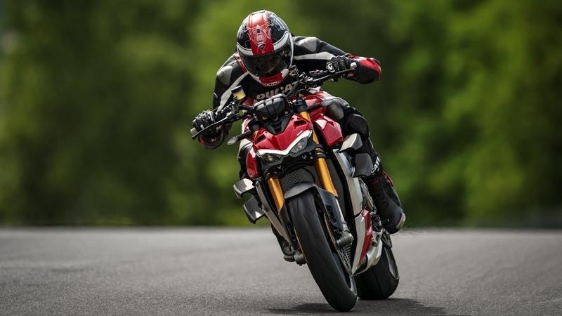 New Ducati Streetfighter v4 2020