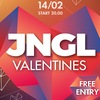 "14.02 Jungle Valentines @ ""Мотыга Йети"""