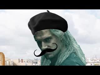 Geralt roger eric du haute-bellegarde