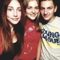 Фотография страницы Ілли Рабия ВКонтакте