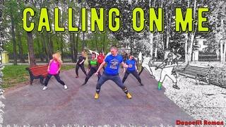 Sean Paul, Tove Lo - Calling On Me@DanceFit