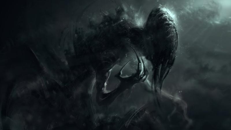 NECROMANCY Creepy Ambient Music Mix Dark Horror Soundscapes