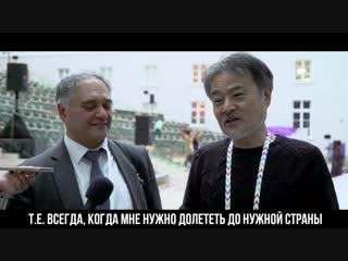 Японский режиссер Киеси Куросава о российском кино и России в целом
