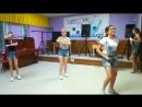 2 отряд девочки Недетское время флешмоб