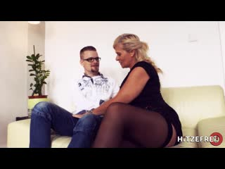 Marina montana milking off her daughters boyfriend german