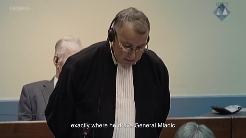 BBC Storyville 2019 The Trial of Ratko Mladic 720p