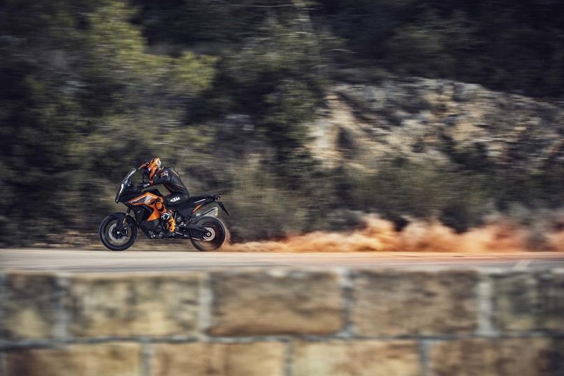 Турэндуро KTM 1290 Super Adventure S 2021