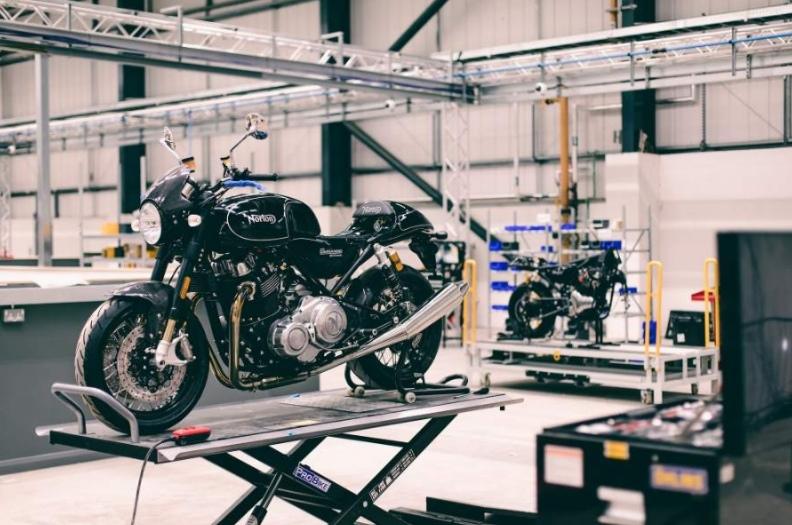 Новый объект Norton Motorcycles почти готов к открытию