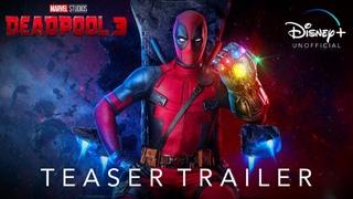 Marvel's Deadpool 3 Teaser Trailer | Disney+ (2021) MCU Ryan Reynolds Unofficial